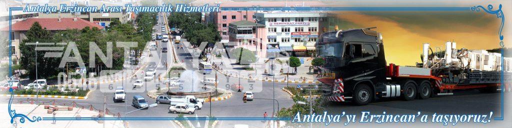 Antalya Erzincan Arası Çalışan Nakliyat Firmaları Evden Eve Taşımacılık