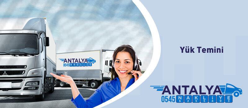 Antalya'da Yük Temin Edebileceğim Nakliye Firması