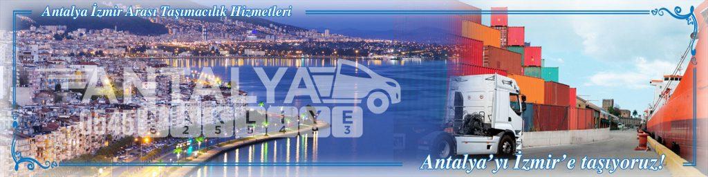 İzmir 0545 625 5493 Antalya Nakliye