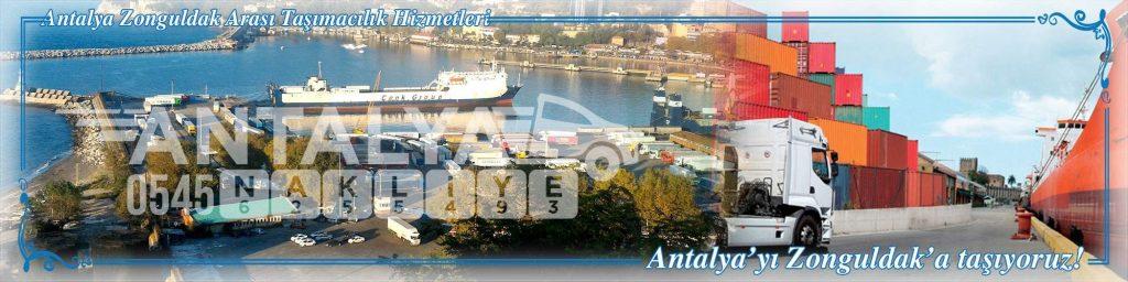 Antalya Zonguldak Arası Çalışan Nakliyat Firmaları Evden Eve Taşımacılık